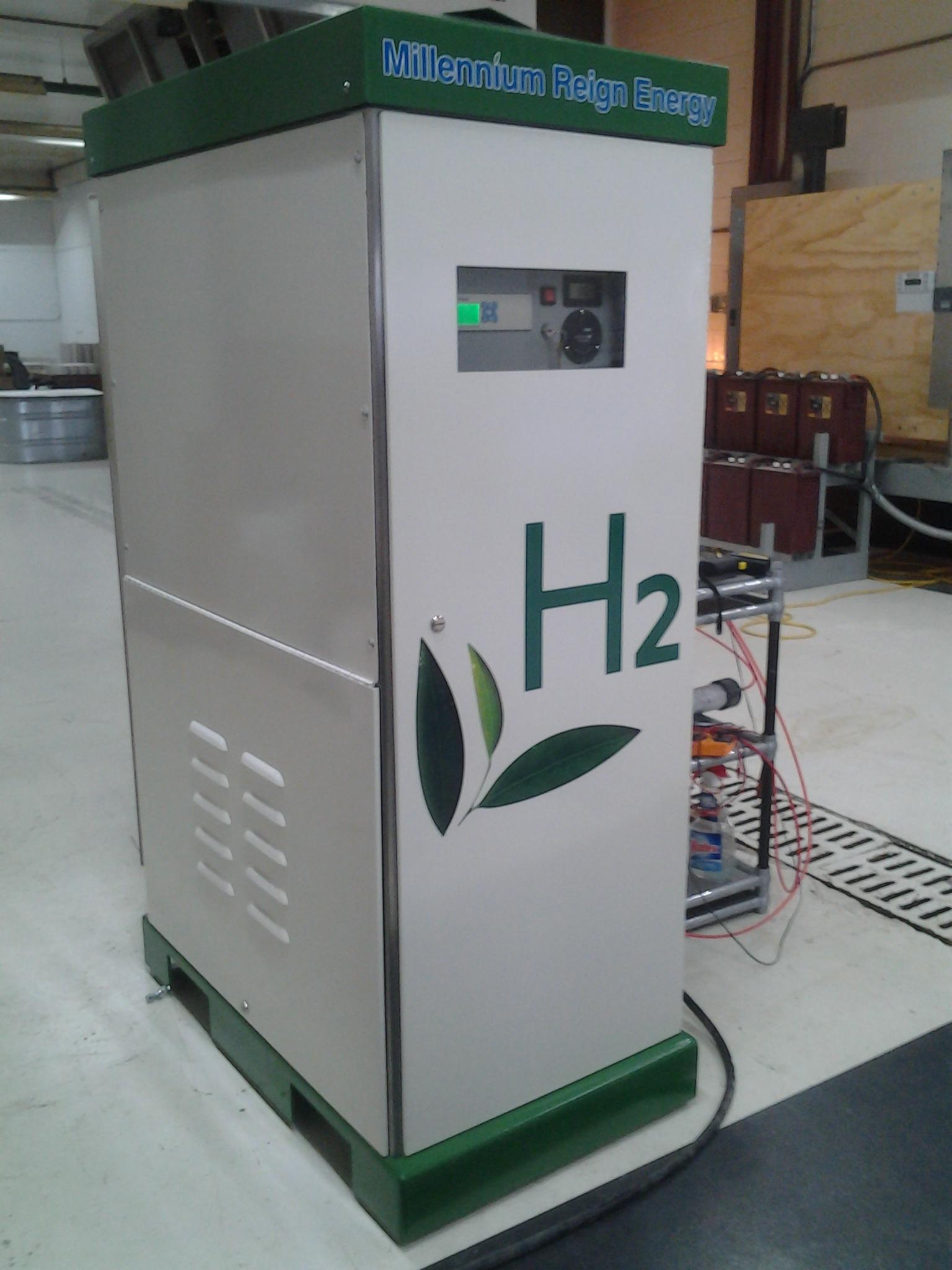 Home Hydrogen Generator >> Autoark 11 Hydrogen Generator