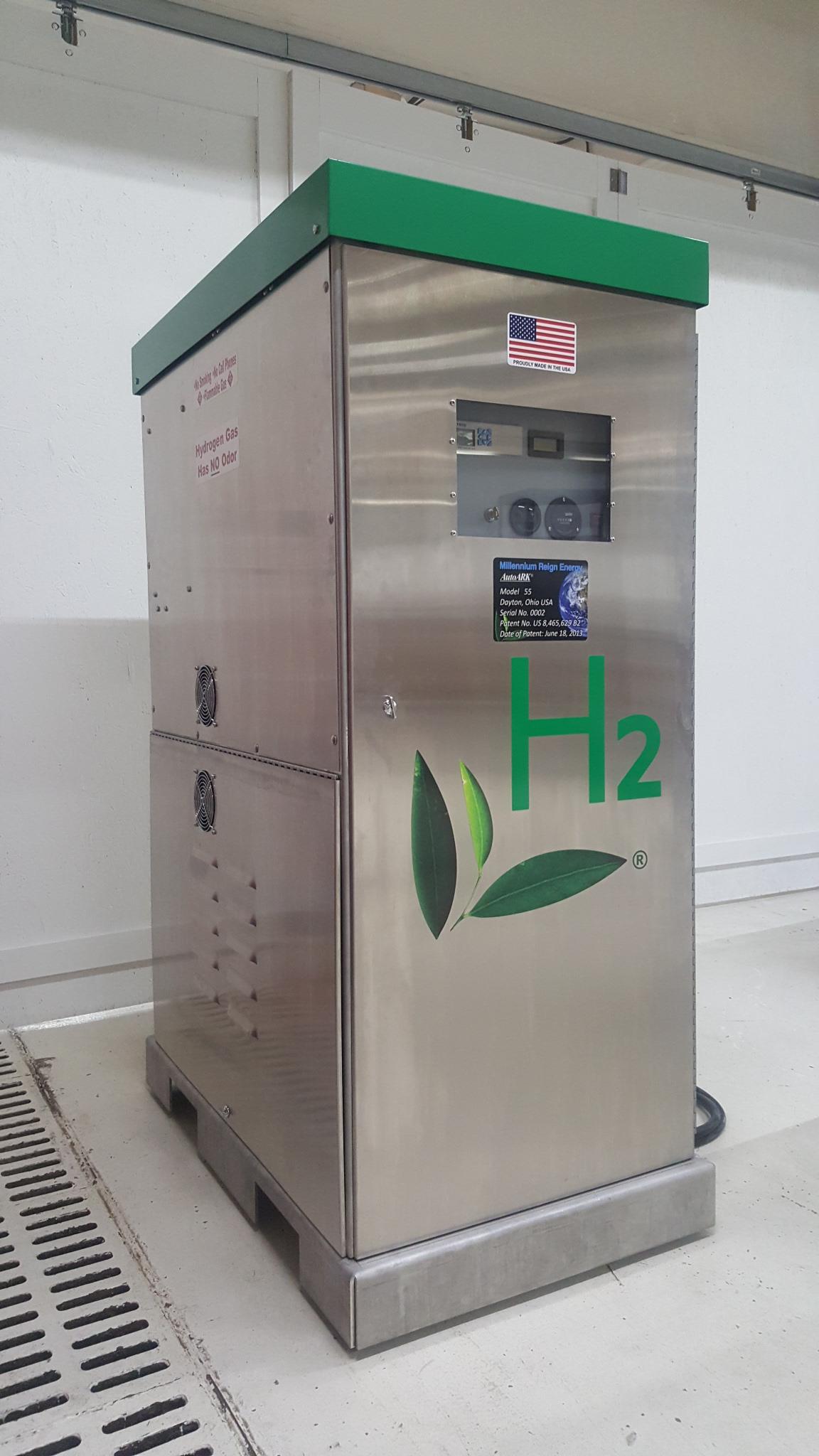 Home Hydrogen Generator >> Autoark 55 Hydrogen Generator