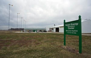 Green Energy Center at Dull Homestead