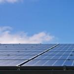 Solar Array an Roof of Energy Center