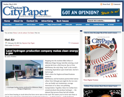 Image of the MRE Dayton City Paper Article