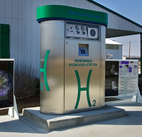 Hydrogen Fueling Station And Hydrogen Fuel Dispenser