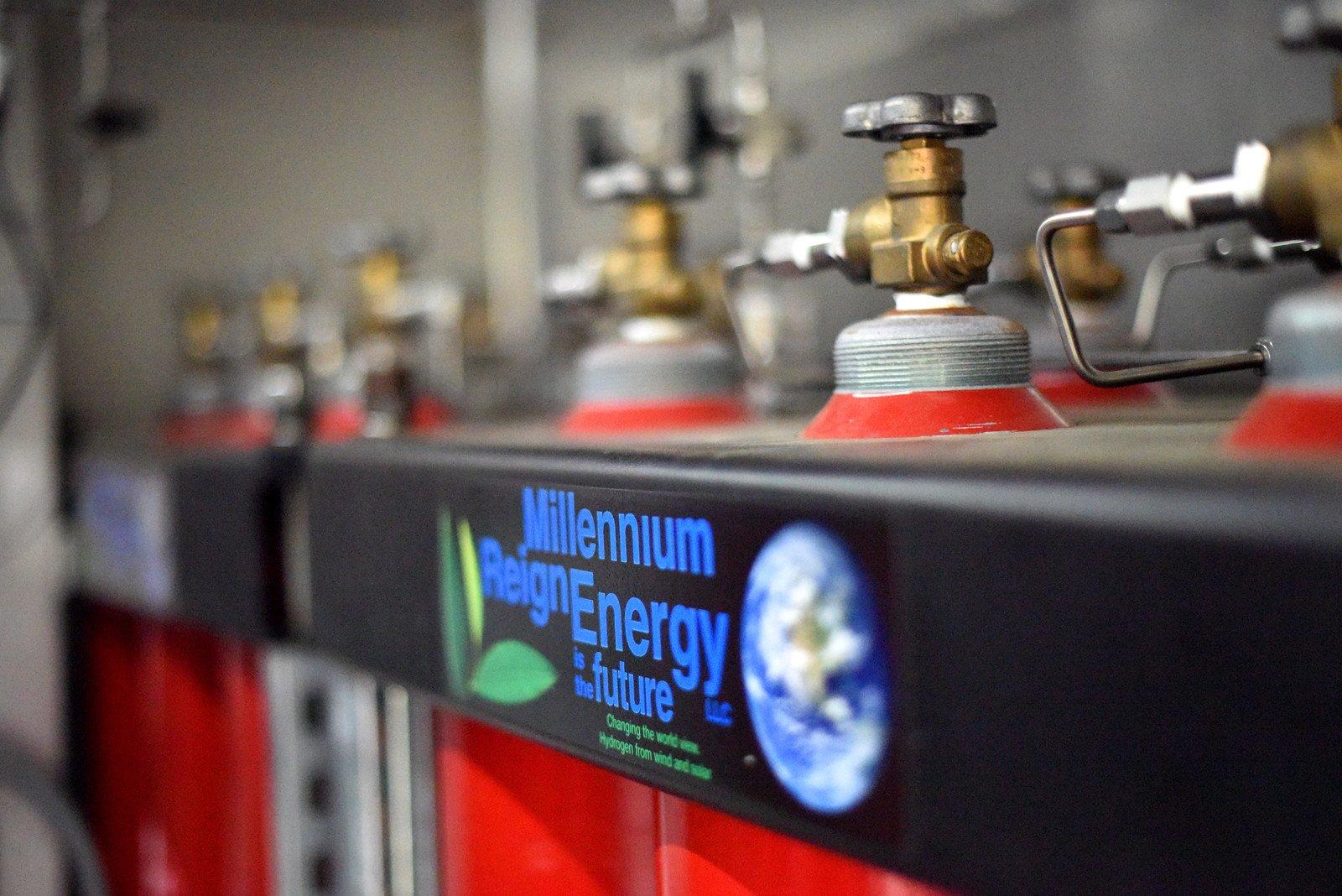 Millennium Reign Energy Hydrogen