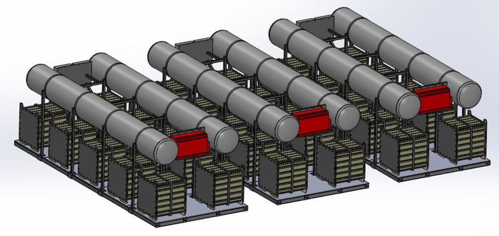 Mega 10 Large Scale Hydrogen Production
