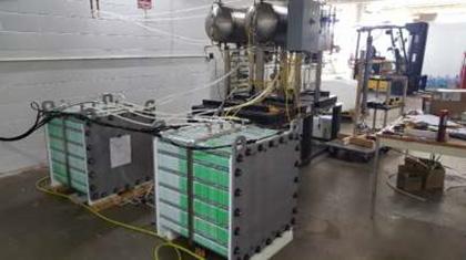 Mega Watt Scale Hydrogen Generator