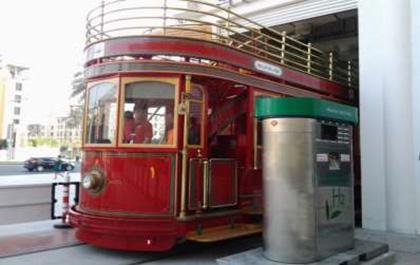 TIG Modern Street Railways Trolley Hydrogen Generator