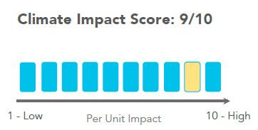 Climate Impact Score
